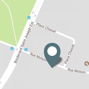 Odessa l'Entrepôt Montréal