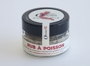 Rub à poisson