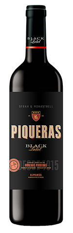 BODEGAS PIQUERAS – BLACK LABEL